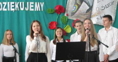 12.10.2017 r. – uroczystość z okazji Dnia Edukacji Narodowej i 30-lecia nadania imienia Bohdana Arcta Szkole Podstawowej w Kotuniu.