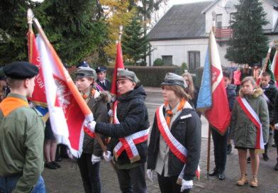 11.11.2017 r. – Gminne obchody 99 rocznicy Odzyskania Niepodległości.