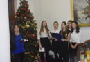 17.12.17 r. – kolędowanie na Wigilii zorganizowanej przez Katolickie Stowarzyszenie Osób Niepełnosprawnych w Caritasie w Siedlcach.