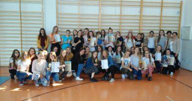23.05.2018 r. – nagrody za udział w konkursach sportowych.