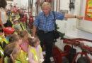 18.06.2018 r. – wizyta przedszkolaków w Muzeum Pożarnictwa w Kotuniu.