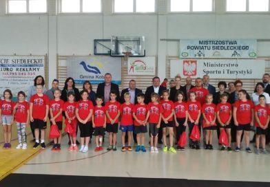 25.09.2018 r. – Otwarte Mistrzostwa Powiatu Siedleckiego w Zapasach.