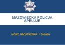 Komunikat Mazowieckiej Policji do Rodziców i Opiekunów.