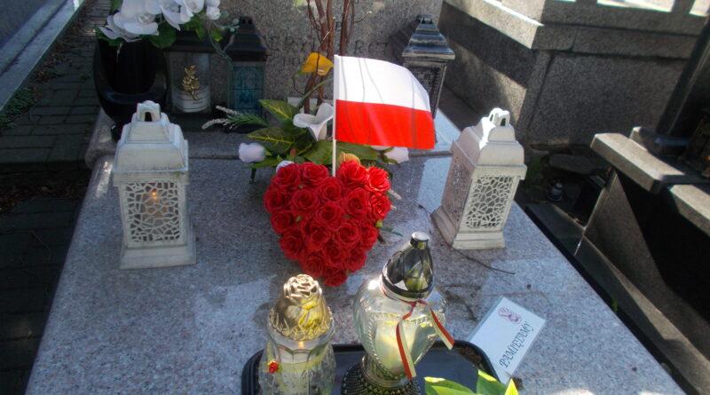 48 rocznica śmierci patrona szkoły – Bohdana Arcta
